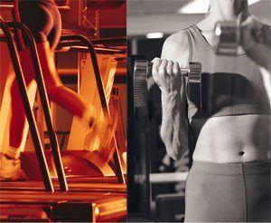 Cardio vs. pesas ¿Cuál es mejor para quemar grasa?
