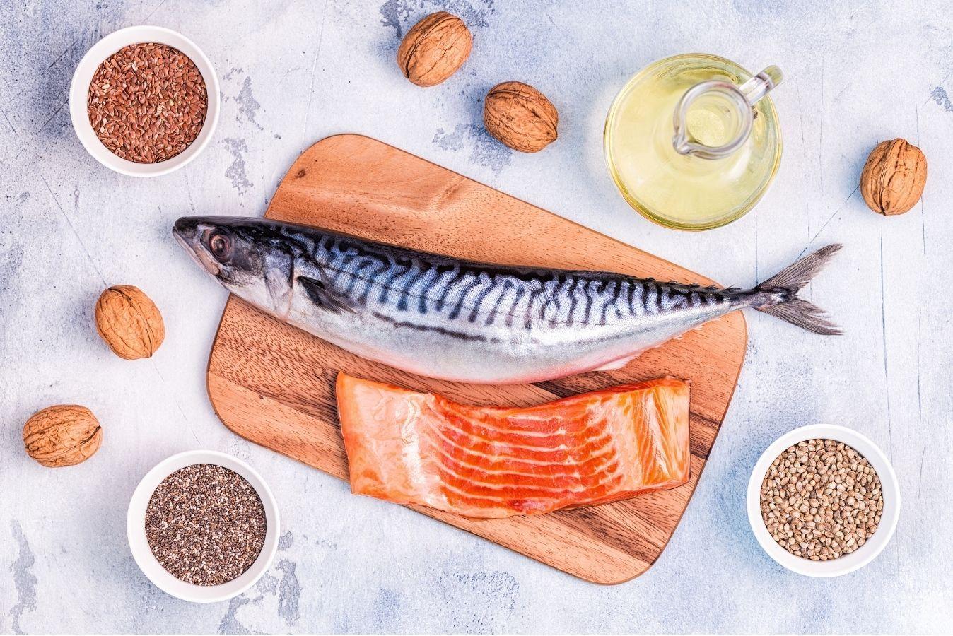 fuentes naturales de omega-3