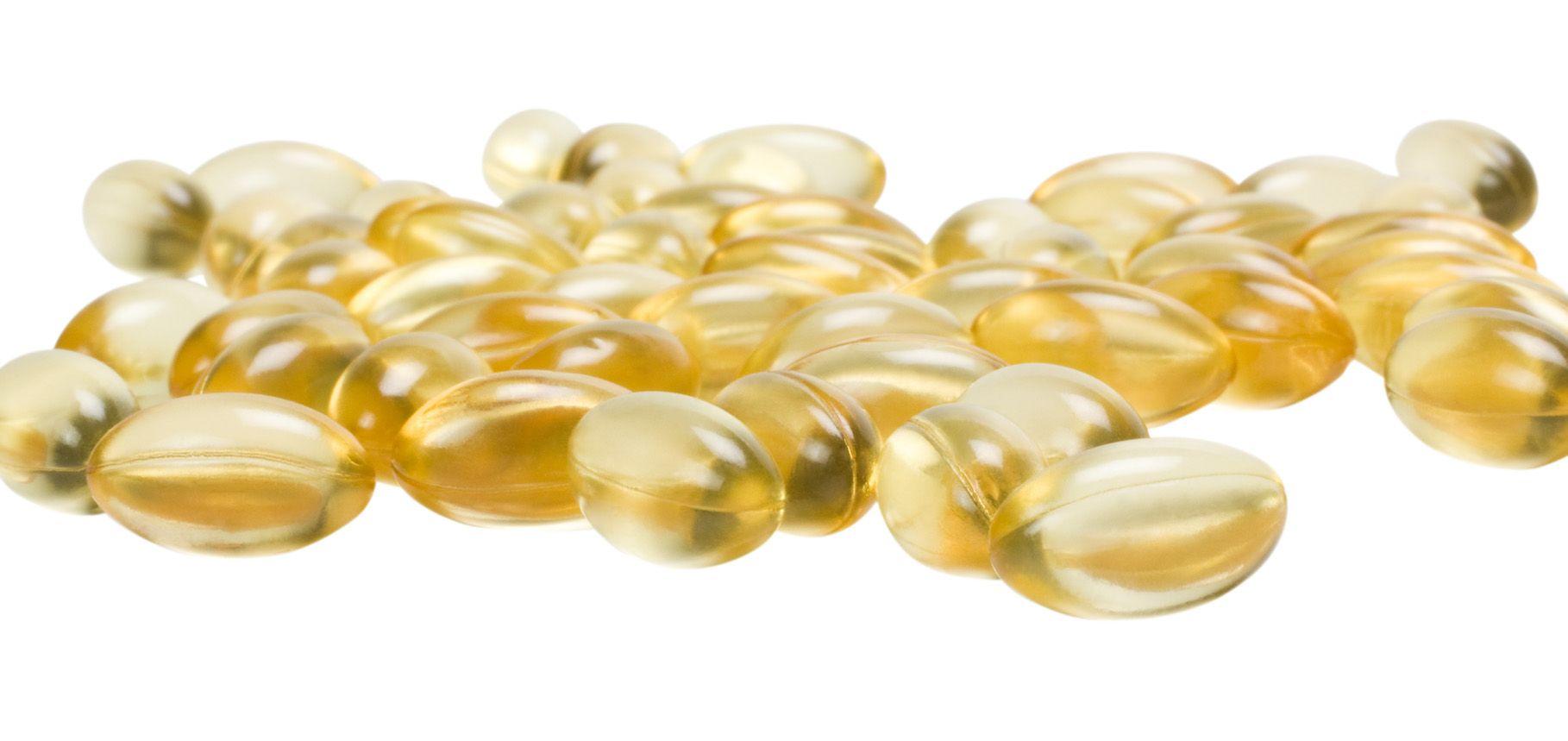 omega-3 suplemento