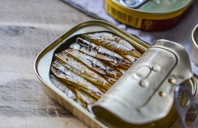 sardinas ricas en omega-3