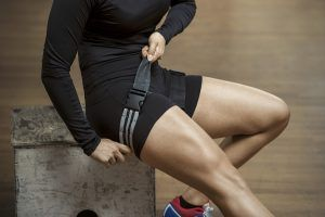 entrenamiento con oclusión piernas