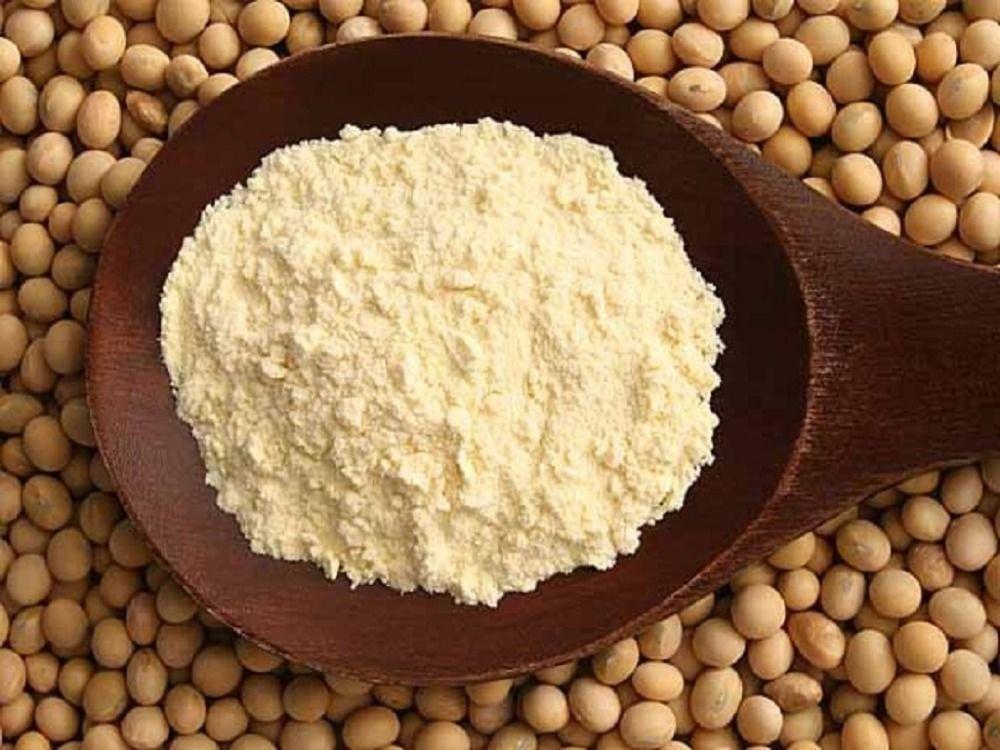 suplemento de proteína en polvo de soya