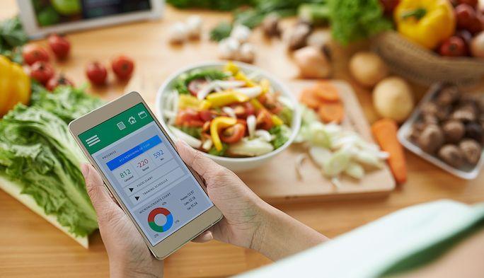 app para contar calorías