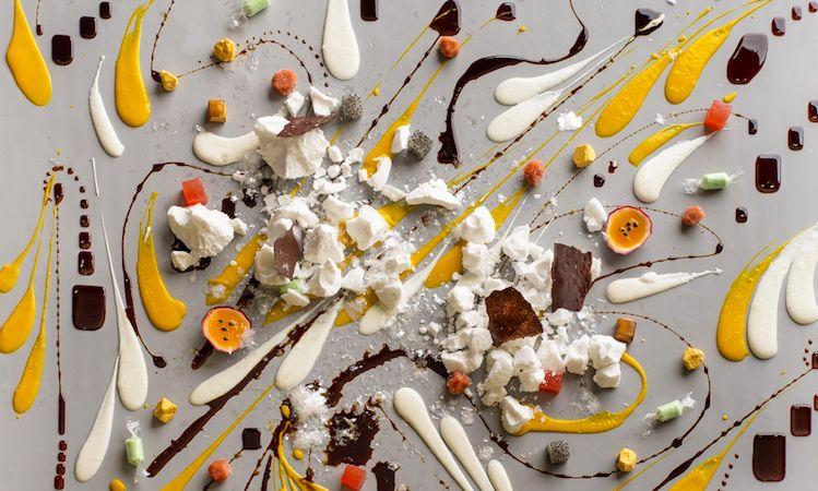 comida y expresión artística