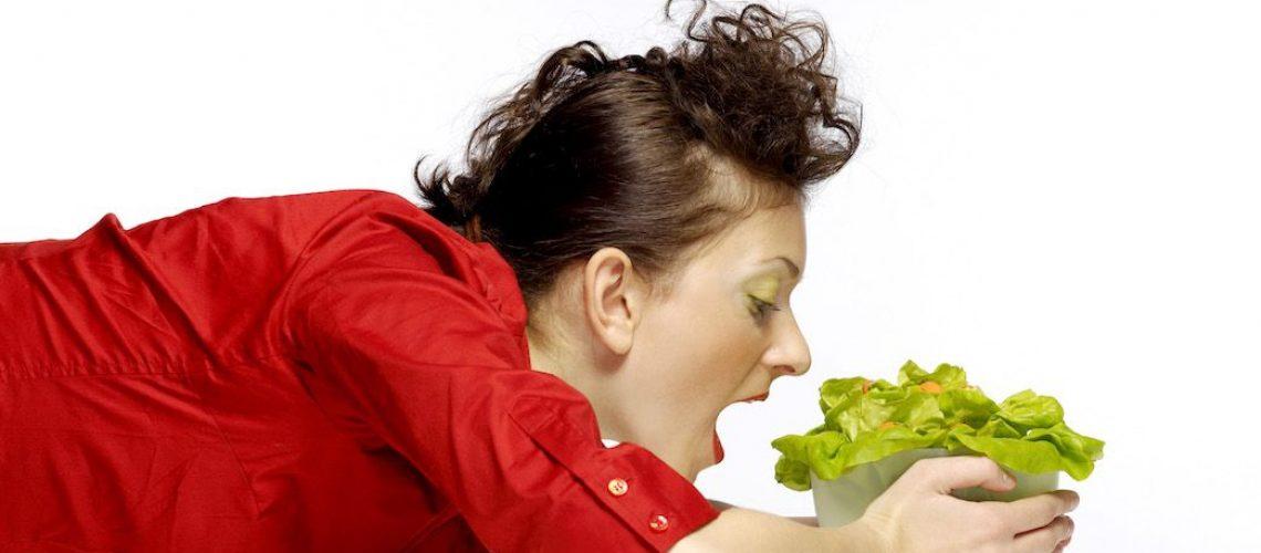 cómo controlar cuánto comer